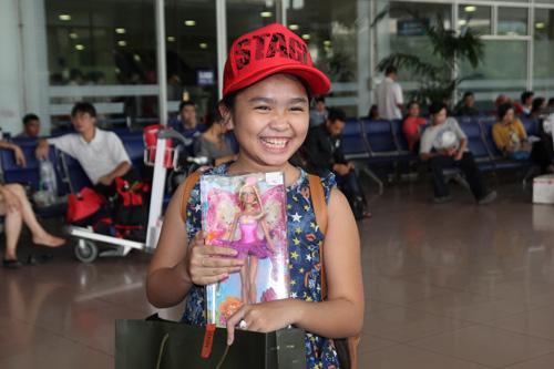 Thiện Nhân bịn rịn chia tay HLV Cẩm Ly để về Bình Định - 6