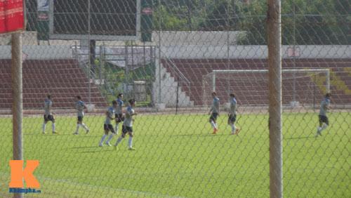 """U19 Hàn Quốc """"mài sắc 2 vũ khí"""" để đối phó U19 VN - 6"""