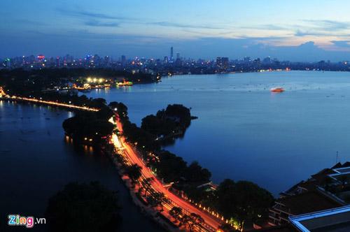 Vẻ đẹp trên con đường lãng mạn nhất Hà Nội - 12