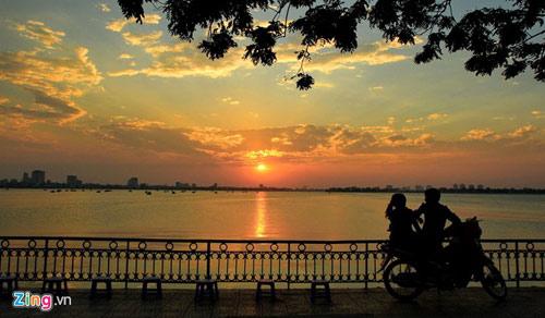 Vẻ đẹp trên con đường lãng mạn nhất Hà Nội - 9