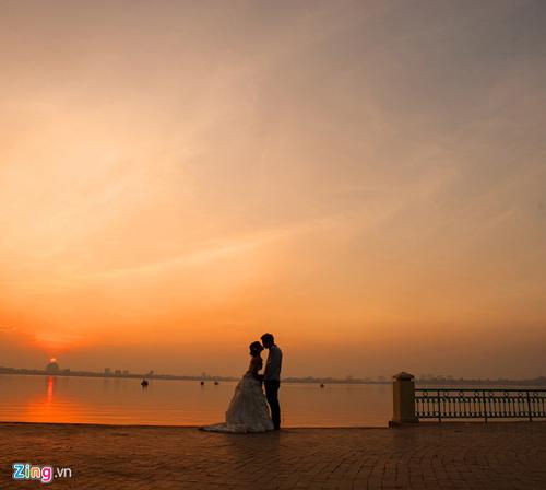 Vẻ đẹp trên con đường lãng mạn nhất Hà Nội - 10