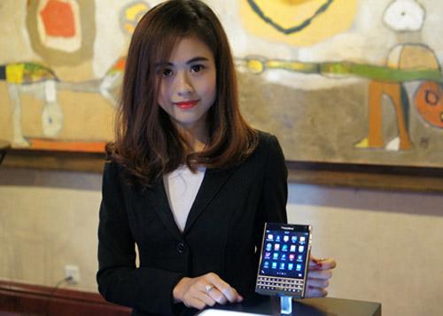 BlackBerry Passport có giá 15,5 triệu đồng tại Việt Nam - 2