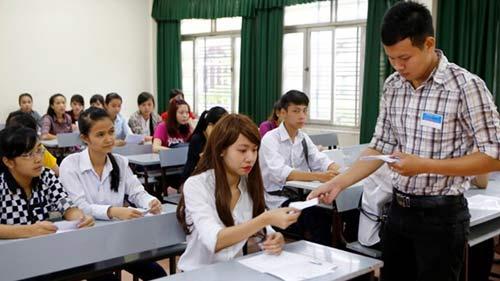 Những nơi khó khăn sẽ không có cụm thi do trường ĐH chủ trì - 1