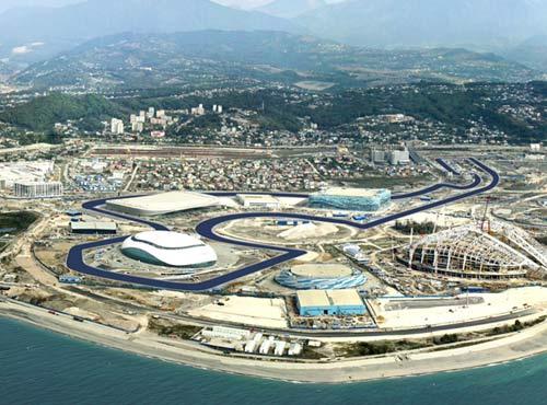 F1, Russian GP: Sochi – Viên ngọc trai của Biển Đen - 1