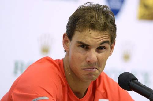 Sớm rời Thượng Hải, Nadal thừa nhận có vấn đề - 1