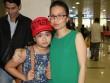 Thiện Nhân bịn rịn chia tay HLV Cẩm Ly để về Bình Định