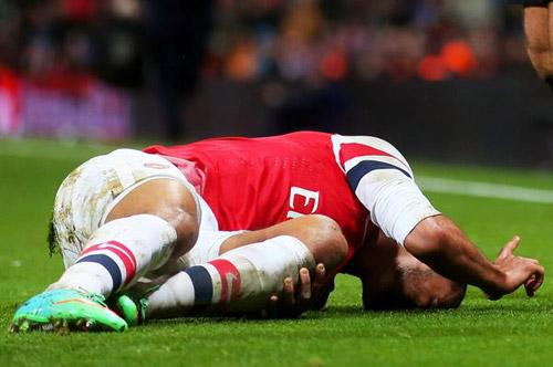 "Arsenal: Đội bóng ""xui xẻo"" nhất Premier League - 1"