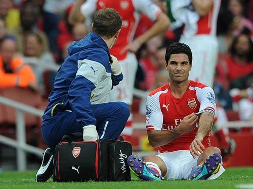 "Arsenal: Đội bóng ""xui xẻo"" nhất Premier League - 2"