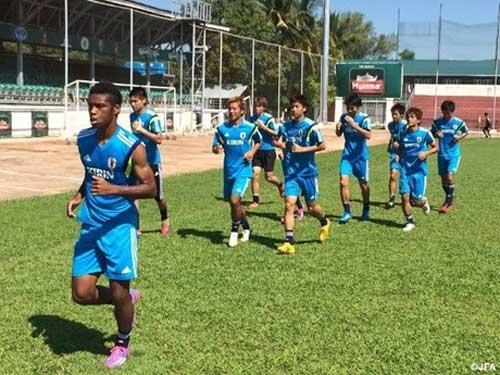 """Điểm mặt các đối thủ của U19 VN tại bảng """"tử thần"""" - 1"""