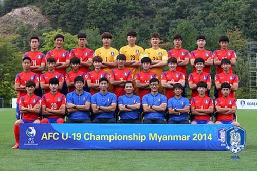 """Điểm mặt các đối thủ của U19 VN tại bảng """"tử thần"""" - 2"""