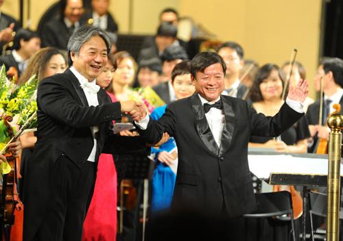 Việt Nam được chọn là nơi tổ chức Festival Âm nhạc Á – Âu - 1