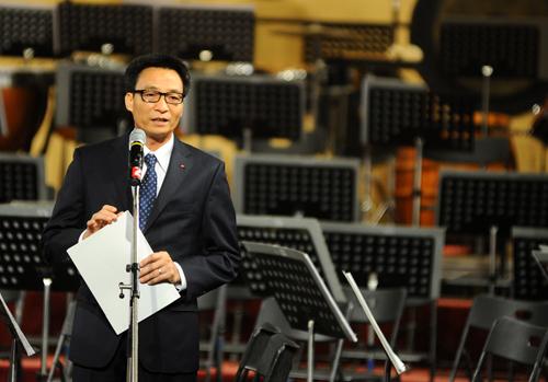 Việt Nam được chọn là nơi tổ chức Festival Âm nhạc Á – Âu - 3