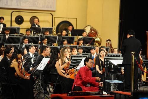 Việt Nam được chọn là nơi tổ chức Festival Âm nhạc Á – Âu - 4