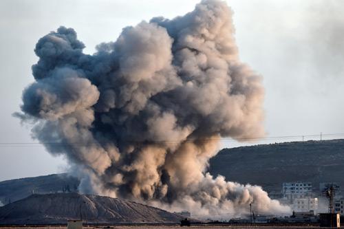 """Vì sao Mỹ """"bó tay"""" trước cuộc thảm sát sắp tới của IS - 1"""