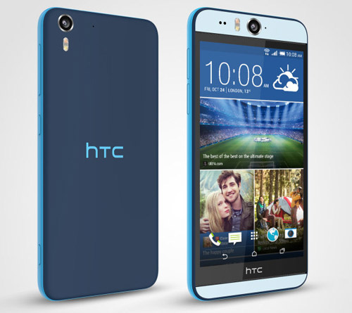 Trình làng HTC Desire Eye: Thiết kế đẹp, cấu hình ổn - 1