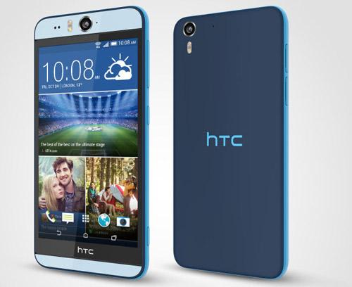 Trình làng HTC Desire Eye: Thiết kế đẹp, cấu hình ổn - 2