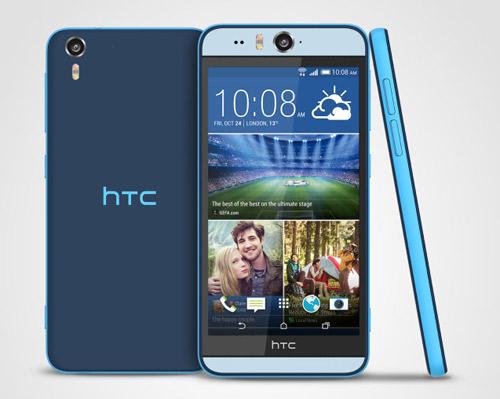 Trình làng HTC Desire Eye: Thiết kế đẹp, cấu hình ổn - 4