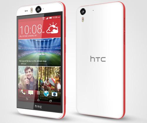 Trình làng HTC Desire Eye: Thiết kế đẹp, cấu hình ổn - 5