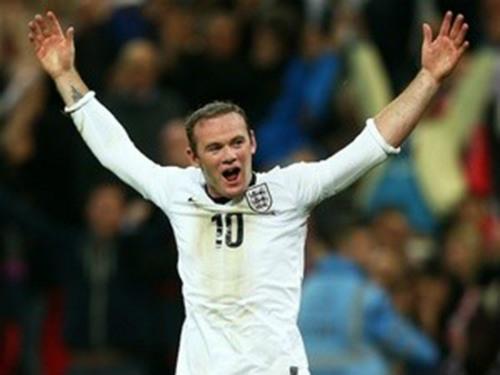 Anh - San Marino: Kỷ lục vẫy gọi Rooney - 3