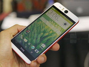 Trên tay HTC Desire Eye mới ra mắt
