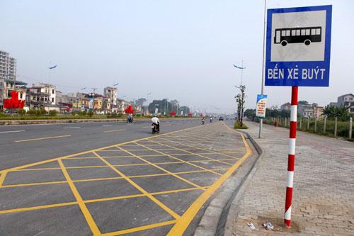 Hà Nội: Thông xe cầu vòm thép trên đường 5 kéo dài - 10