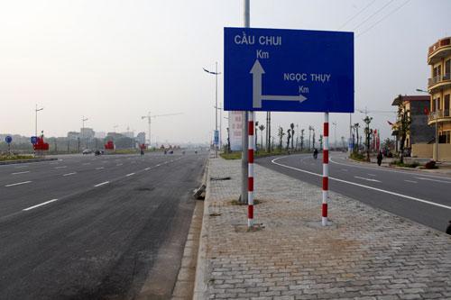Hà Nội: Thông xe cầu vòm thép trên đường 5 kéo dài - 11