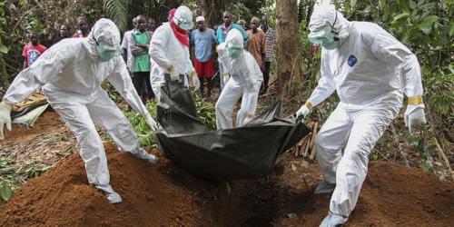 Đã có gần 4000 người tử vong do dịch Ebola - 1