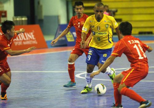 """Đội bóng số 1 thế giới muốn """"phục thù"""" ĐT futsal Việt Nam - 1"""