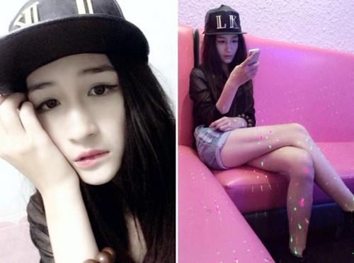 Cô nàng tomboy Việt lên trang tin Thái Lan - 4
