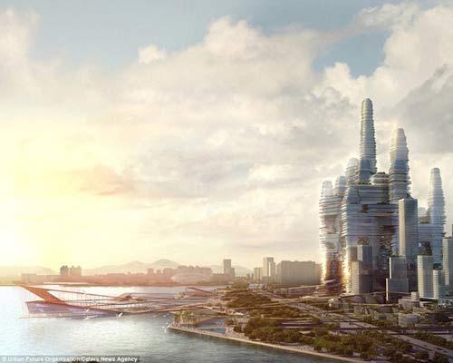 Siêu đô thị giữa lưng chừng trời - 9