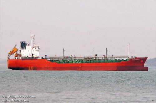 Tối 10/10, tàu Sunrise 689 sẽ cập cảng Vũng Tàu - 1