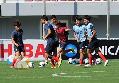TRỰC TIẾP U19 VN - U19 Hàn Quốc: Đẳng cấp chênh lệch (KT) - 12