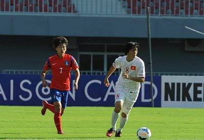 TRỰC TIẾP U19 VN - U19 Hàn Quốc: Đẳng cấp chênh lệch (KT) - 14