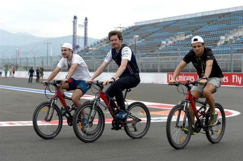 F1, Russian GP: Thử thách mới cho tất cả - 2