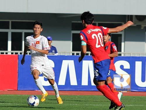 TRỰC TIẾP U19 VN - U19 Hàn Quốc: Đẳng cấp chênh lệch (KT) - 15