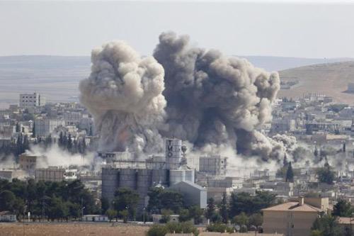 Mỹ: Phiến quân IS sắp chiếm được thủ đô Iraq - 2