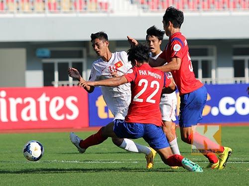 U19 Việt Nam: Không may mà cũng chưa hay - 7