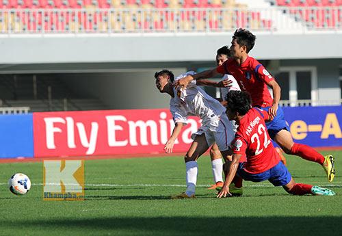 U19 Việt Nam: Không may mà cũng chưa hay - 8