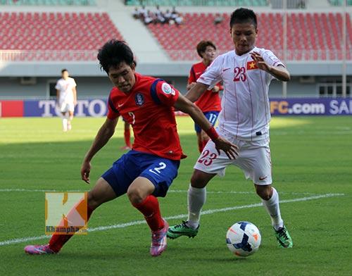 U19 Việt Nam: Không may mà cũng chưa hay - 6