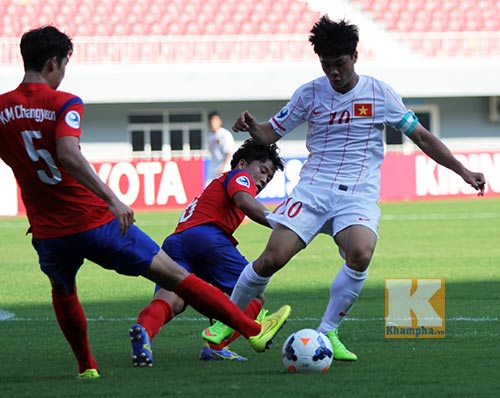 U19 Việt Nam: Không may mà cũng chưa hay - 4