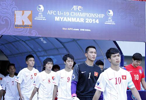U19 Việt Nam: Không may mà cũng chưa hay - 1