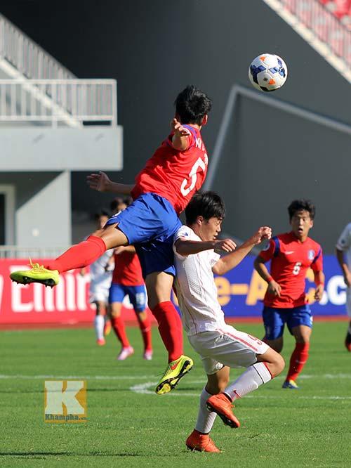 U19 Việt Nam: Không may mà cũng chưa hay - 3