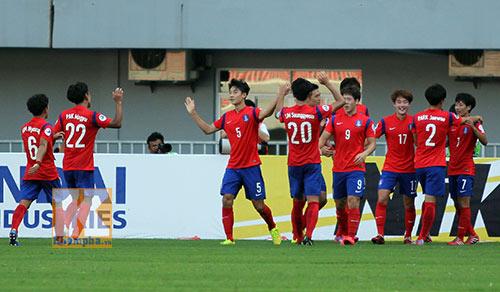 U19 Việt Nam: Không may mà cũng chưa hay - 9