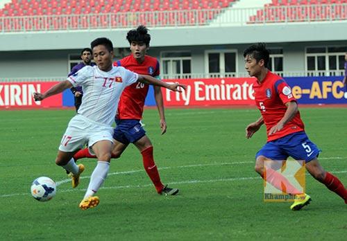 U19 Việt Nam: Không may mà cũng chưa hay - 11