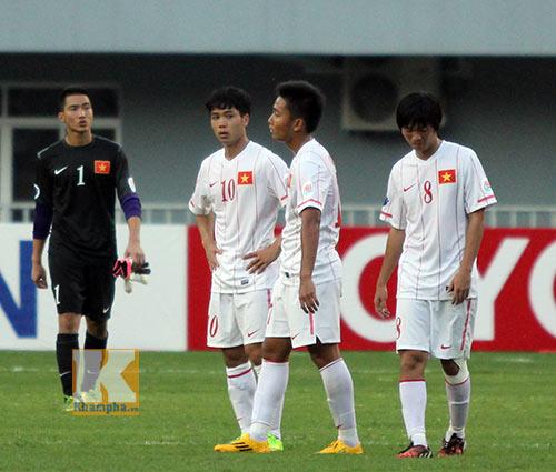 U19 Việt Nam: Không may mà cũng chưa hay - 12