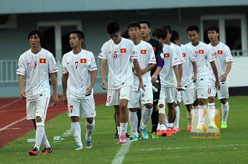 U19 Việt Nam: Không may mà cũng chưa hay - 13
