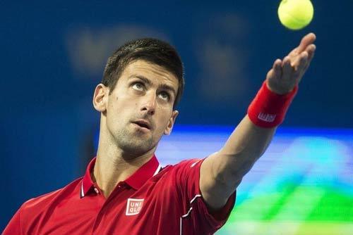 Djokovic - Kukushkin: Vật cản khó nhằn (V3 Thượng Hải Masters) - 1