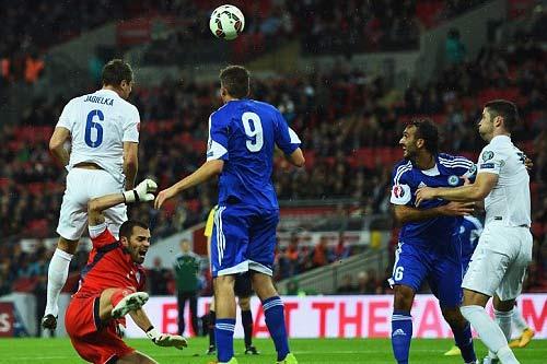 Anh – San Marino: Kết cục khó tránh khỏi - 1
