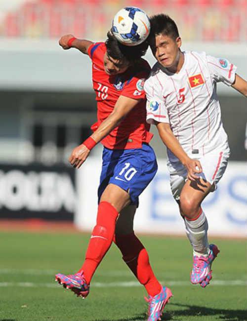 """VCK U19 châu Á, VN - Hàn Quốc: Không đá nổi """"xe"""" - 1"""