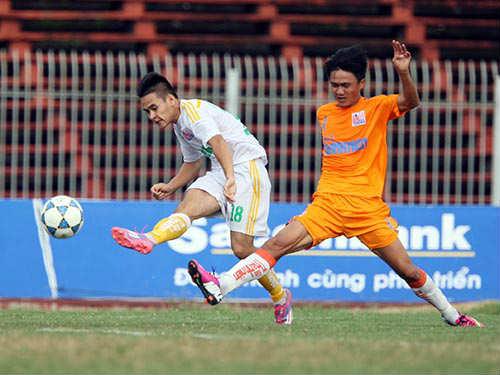 Hồ Phúc Tịnh lập cú đúp, U21 SLNA vào chung kết - 1